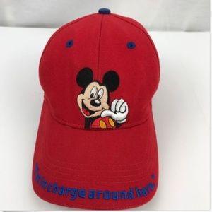 Disneyland Resort Mickey Mouse Kids Baseball Hat